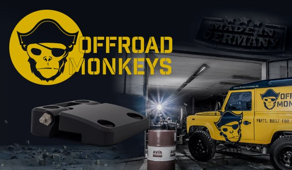 Offroad Monkeys